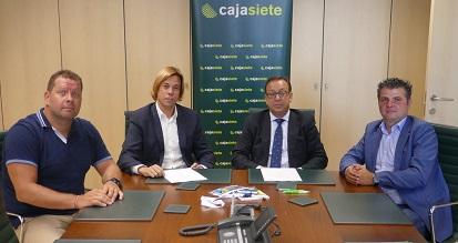 CONVENIO DE COLABORACIÓN CAJASIETE