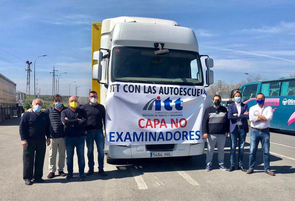 FEACA se une a la marcha contra el sistema CAPA en Córdoba.